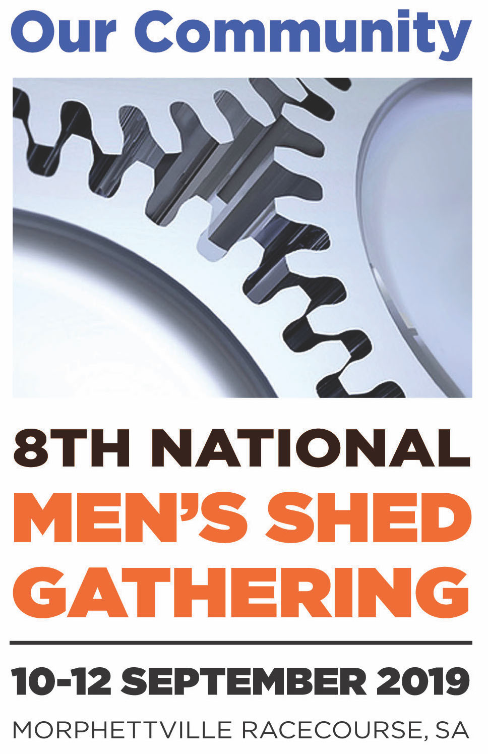 8th National Men's Shed Gathering 2019