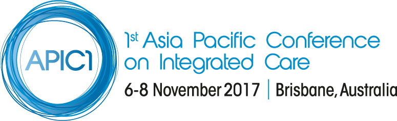 1st Asia Pacific Conference on Integrated Care