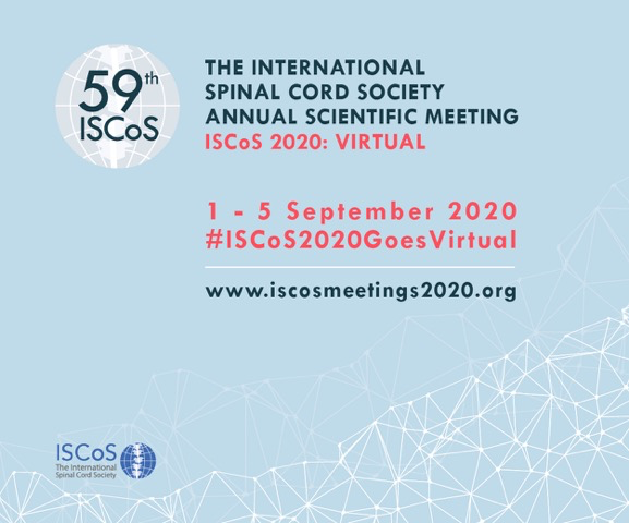 59th International Spinal Cord Society Annual Scientific Meeting