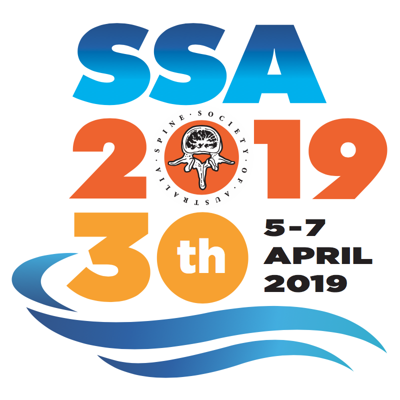 2019 Spine Society of Australia 30th Annual Scientific Meeting