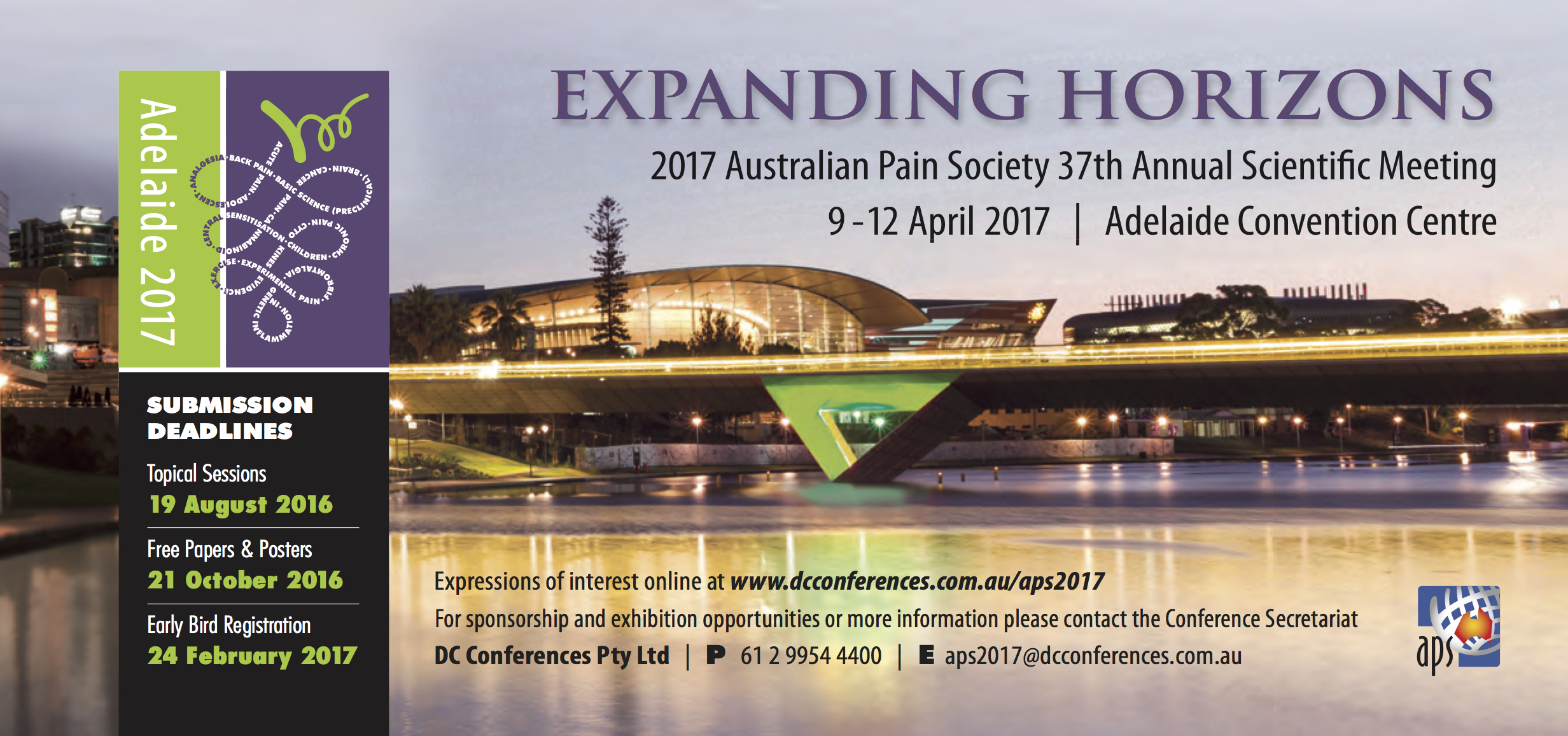 pain society meeting Painweek is the largest us pain conference for frontline clinicians with an  interest in pain management the annual conference presents 120+ hours of.
