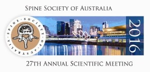 Spine Society of Australia 27th Annual Scientific Meeting